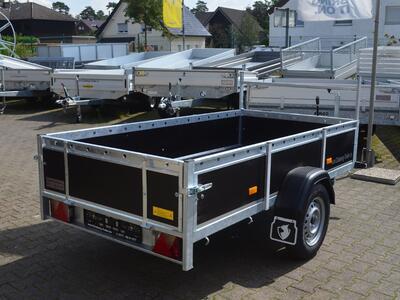 Hapert Amigo 750 Kg 2580x1300x400 mm