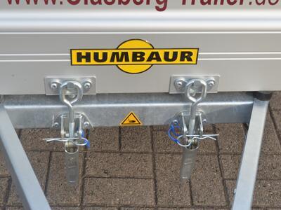 Humbaur HA 75 25 13 kippbar