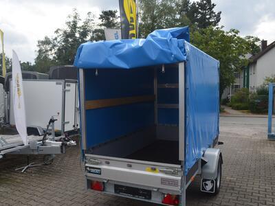 Hapert Basic Pro 1350 Kg Plane Blau