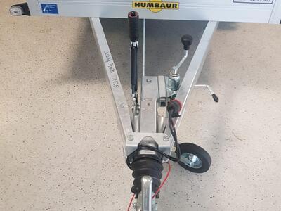 Humbaur HA 132513 500er Bordwand