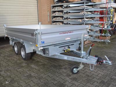 Humbaur HTK 3000.31 E-Pumpe Alu