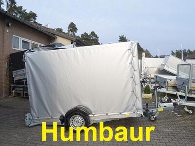 Humbaur HKT 152817 S Plane Silber