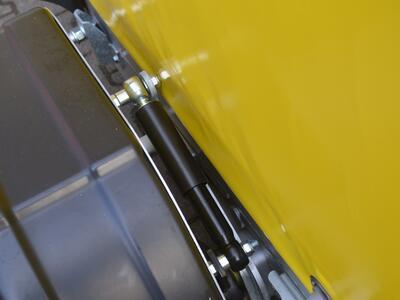 Humbaur HKT 183117 Plane gelb