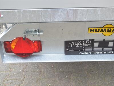 Humbaur HTK 1800.27 Alu