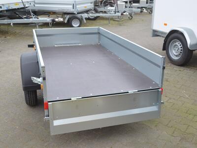 Humbaur Steely DK