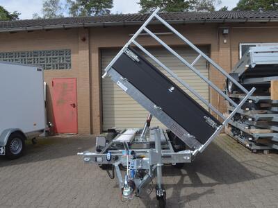 Hapert Cobalt + 3500 Kg 3350x1800 mm13 Zoll 100er