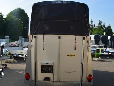 Humbaur Xanthos 2000 Schwarz Sattelkammer