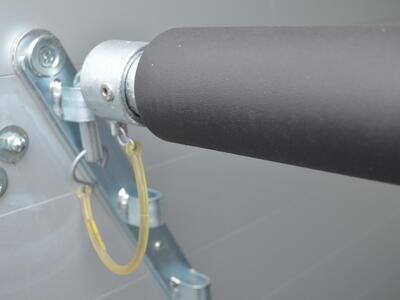 Humbaur Xanthos 2400 Dark Blue Metallic