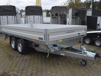 Agados Portos B2 3500 Kg 3 Seitenkipper.