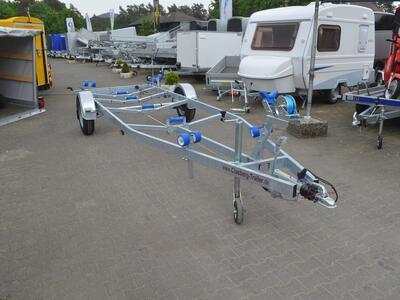 Vlemmix Bootstrailer 1500 Kg Bootslänge bis 7000 mm