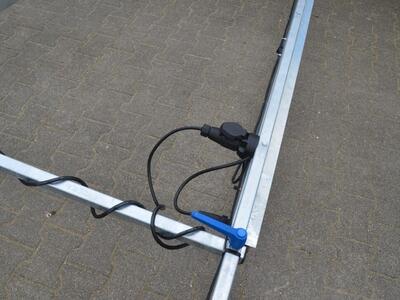Vlemmix Bootstrailer 3500 Kg Bootslänge bis 9500 mm