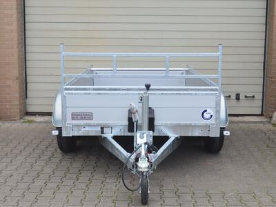 Hapert Azure L-2 2700 Kg 3000x1500 mm 14 Zoll