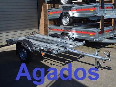 Agados Motorrad 2er 750 kg