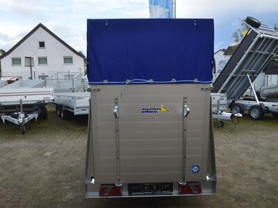 Agados Schafsanhänger 1300 Kg Blau