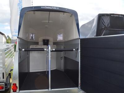 Humbaur Xanthos Aero Blau 2400 Kg dreh u. schwenk