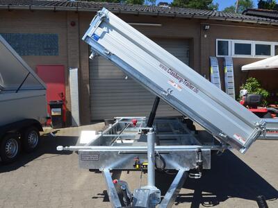 Humbaur HTK 3500.41 Tridem E-Pumpe