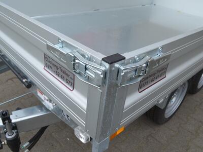 Humbaur HUK 272715 E&H Pumpe