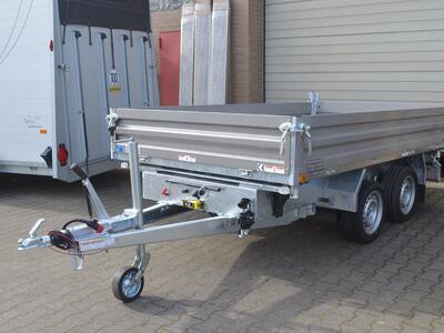 Humbaur HTK 3500.31 E-Pumpe Stahl