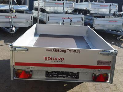 Eduard Hochlader 1350 Kg 2600x1500x300 mm 10 Zoll