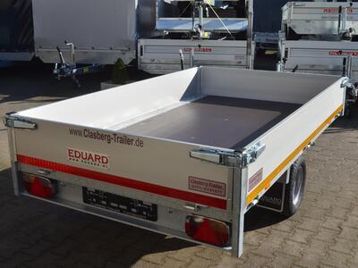Eduard Hochlader 1350 Kg 2600x1500x300 mm 13 Zoll
