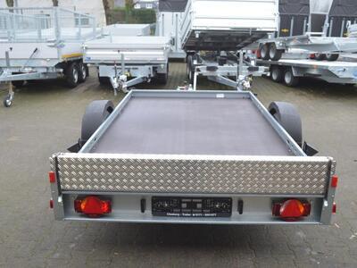 Humbaur KFT 1500 Kleinfahrzeugtransporter