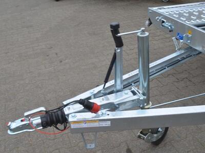Humbaur MTK 304222 Standschienen
