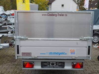 WM-Meyer HLNK 1527-151 13 Zoll E&H Pumpe Aluaufsatz