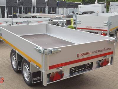 Eduard Hochlader 2000 Kg 2600x1500x300 13 Zoll
