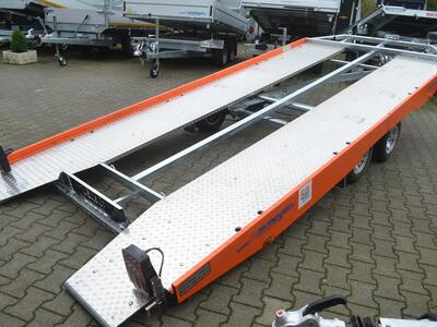 WM-Meyer KHL 2701 Orange kippbar