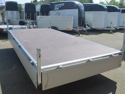 Hapert Azure H-2 2700 Kg 4050x2000 mm