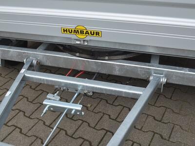Humbaur HD 358124 3 Achsen Drehschemel