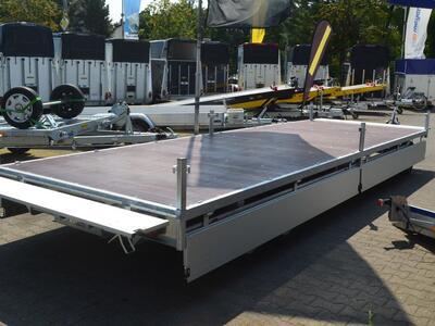 Hulco Rota-3 3503 Rampenschächte und Stahlrampen
