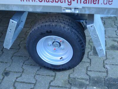 Humbaur HD 356121 3 Achser Drehschemel