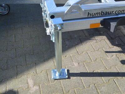 Humbaur KTA 3000-160 Kabeltrommelanhänger