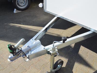 Agados Koffer 750 Kg Doppelflügeltür 1500 mm