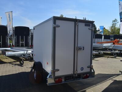 Agados Koffer 1200 Kg Doppelflügeltür 1500 mm