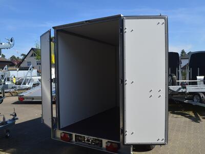 Agados Kofferanhänger 1200 Kg Doppelflügeltür 1800 mm