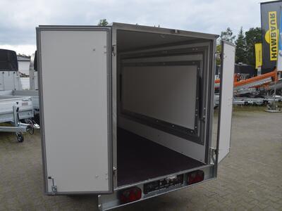 Agados VZ B1 1200 Kg 2500x1260x1500 mm Verkaufsklappe