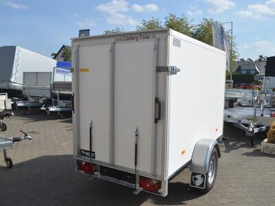 Hapert Sapphire L-1 1350 Kg 2500x1300x1500 Rampe