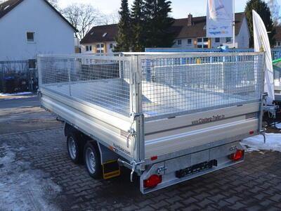 Humbaur HTK 3500.37 E-Pumpe