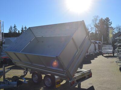 Humbaur HTK 3500.31 E-Pumpe Alu Aluaufbau