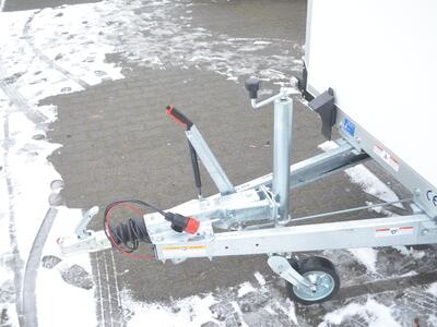 Humbaur HK 153015-18 Dreh und Schwenkklappe