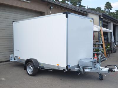 Humbaur HKT 183117 Kofferaufbau elektrisch