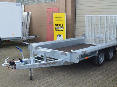 Vlemmix Baumaschinentransporter 2700 kg 300x150