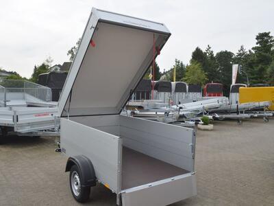 Anssems GTB 750.211 x 126 VT1 Deckelanhänger Gebremst