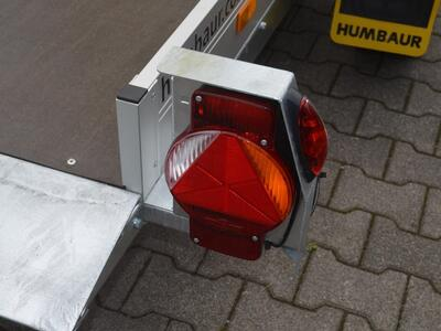 Humbaur HKT 152515 S Senkanhänger