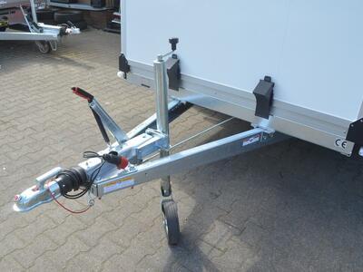 Humbaur HK 253218-20 PF 30 Basic Kühlkoffer